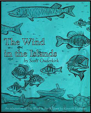 """The Wind in the Islands"" book launch is set for Wednesday, July 23rd from 5-7 pm at Cornwall Brothers Museum in Alexandria Bay."