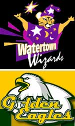 The Wizards of Watertown and the Golden Eagles of Glens Falls