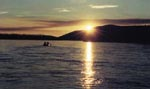 Paddling the Yukon (Source:  Yukon River Quest)
