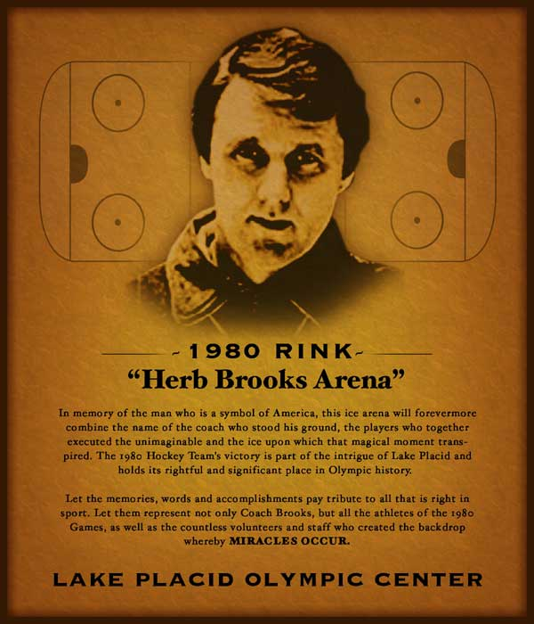Herb Brooks Remembered By Author Amp By World Ncpr News