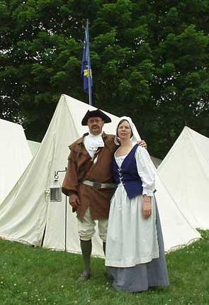 Fort Ticonderoga S Grand Encampment